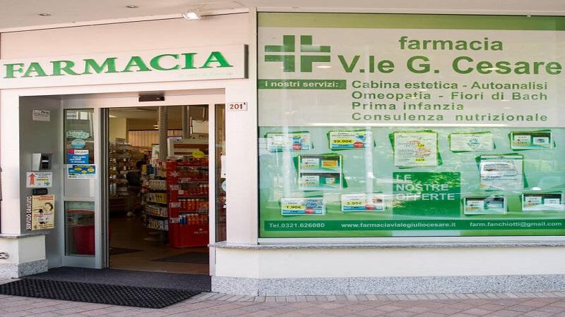 Farmacia Viale Giulio Cesare - Novara - BENE E SALUTE f2414fd9019